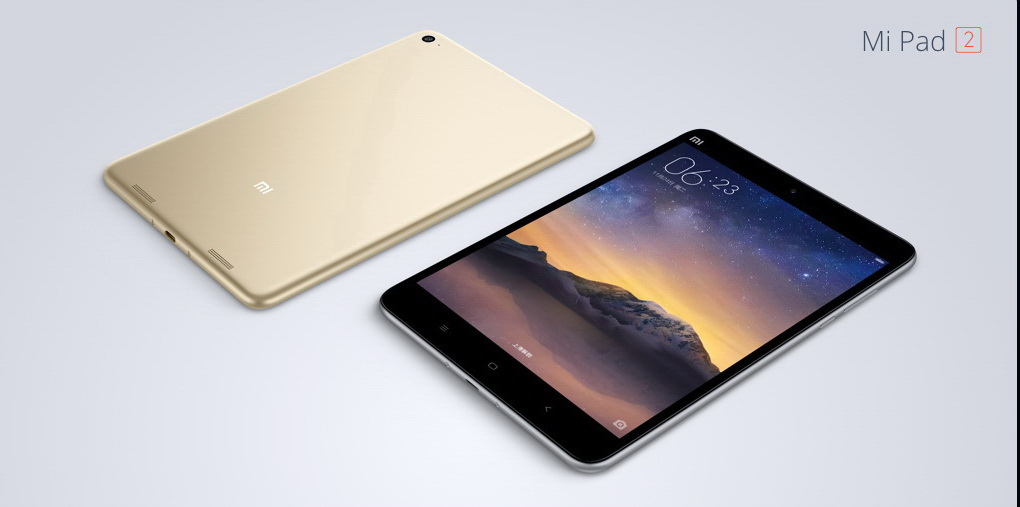 Xiaomi MiPad 2 Tablet Review - NotebookCheck.net Reviews
