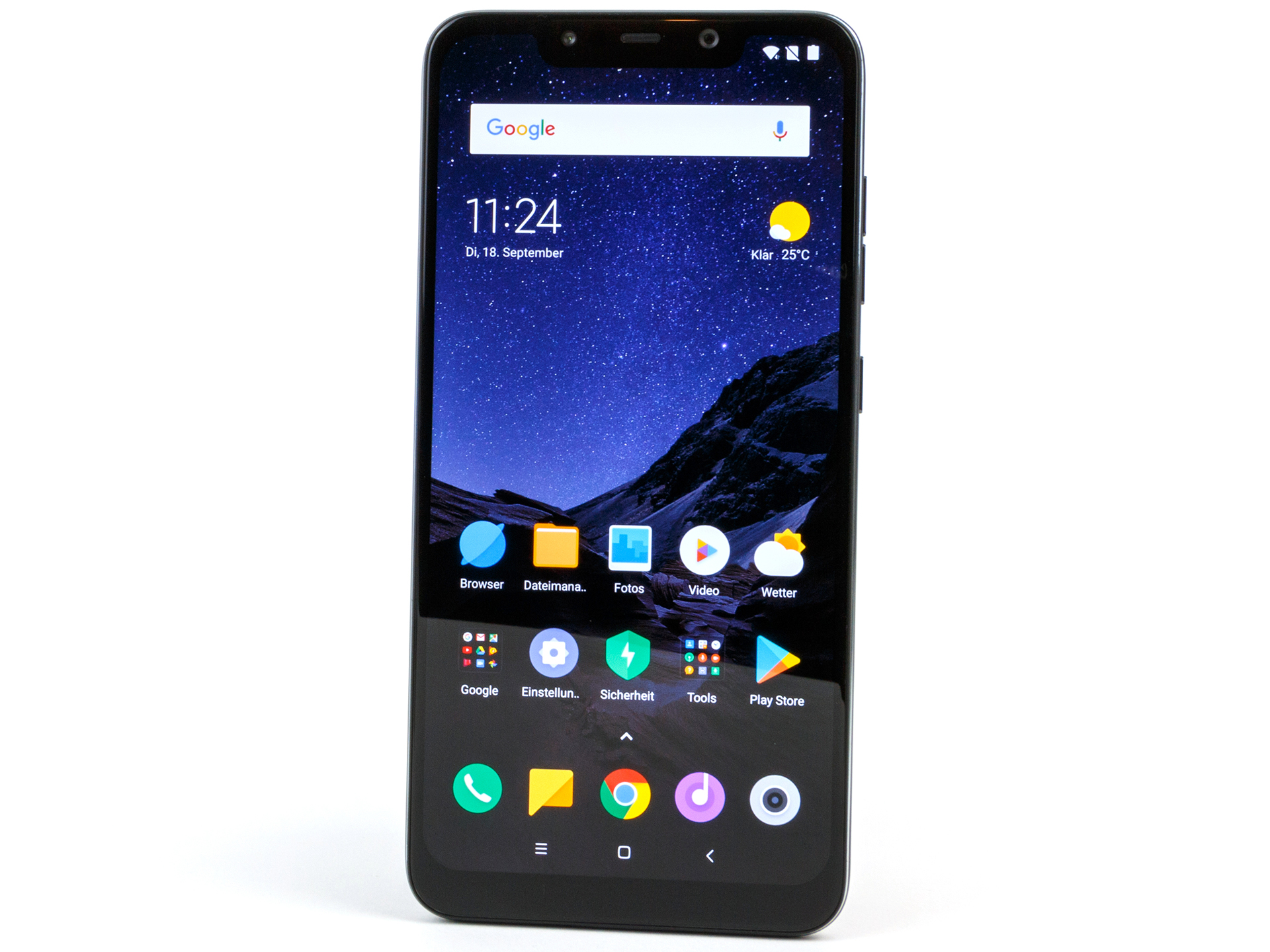 Xiaomi Pocophone F1 Smartphone Review - NotebookCheck net