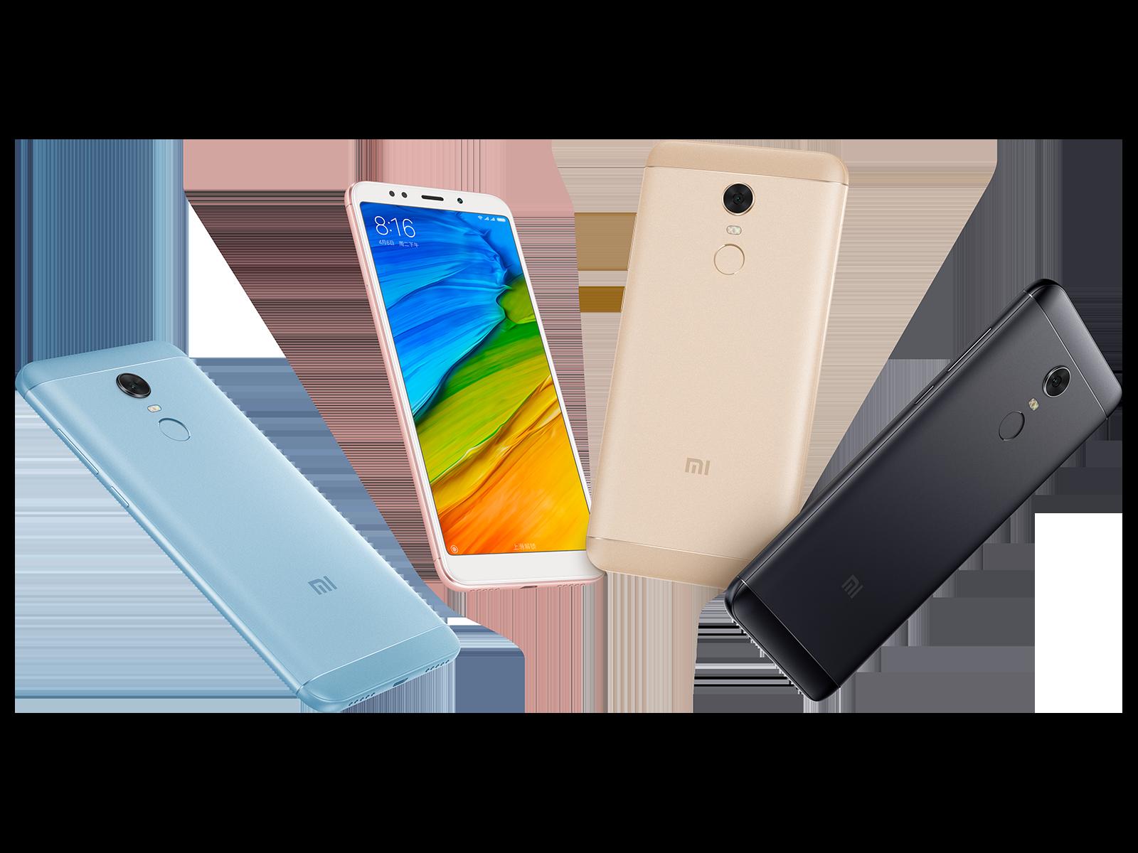 Xiaomi Redmi 5 Plus Smartphone Review Reviews 3gb 32gb Black Full Resolution