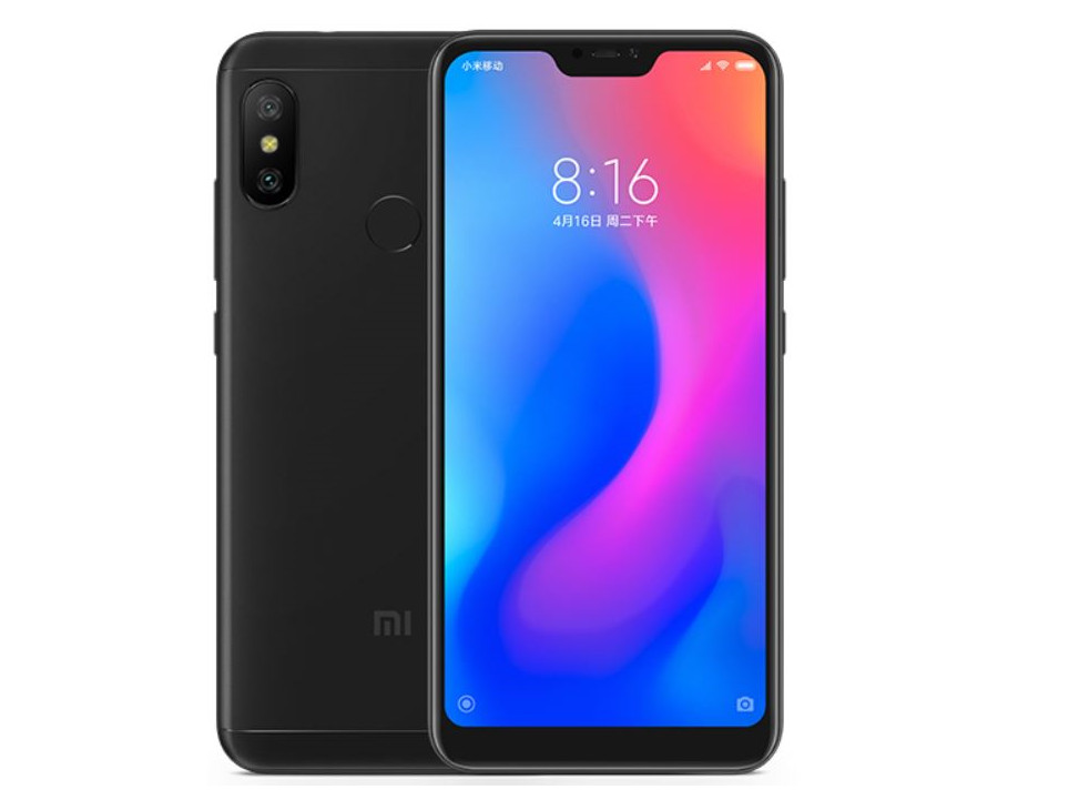 78b0fee54 Xiaomi Redmi 6 Pro (Mi A2 Lite) Smartphone Review - NotebookCheck ...