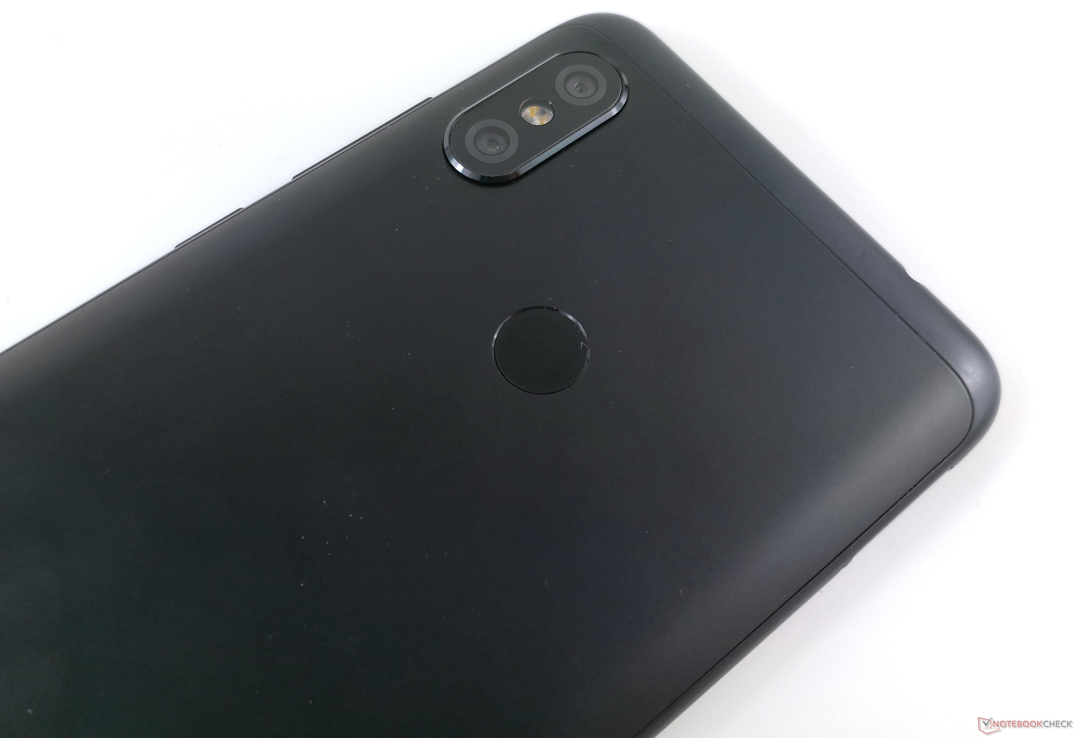 Xiaomi Redmi Note 6 Pro Smartphone Review Notebookcheck