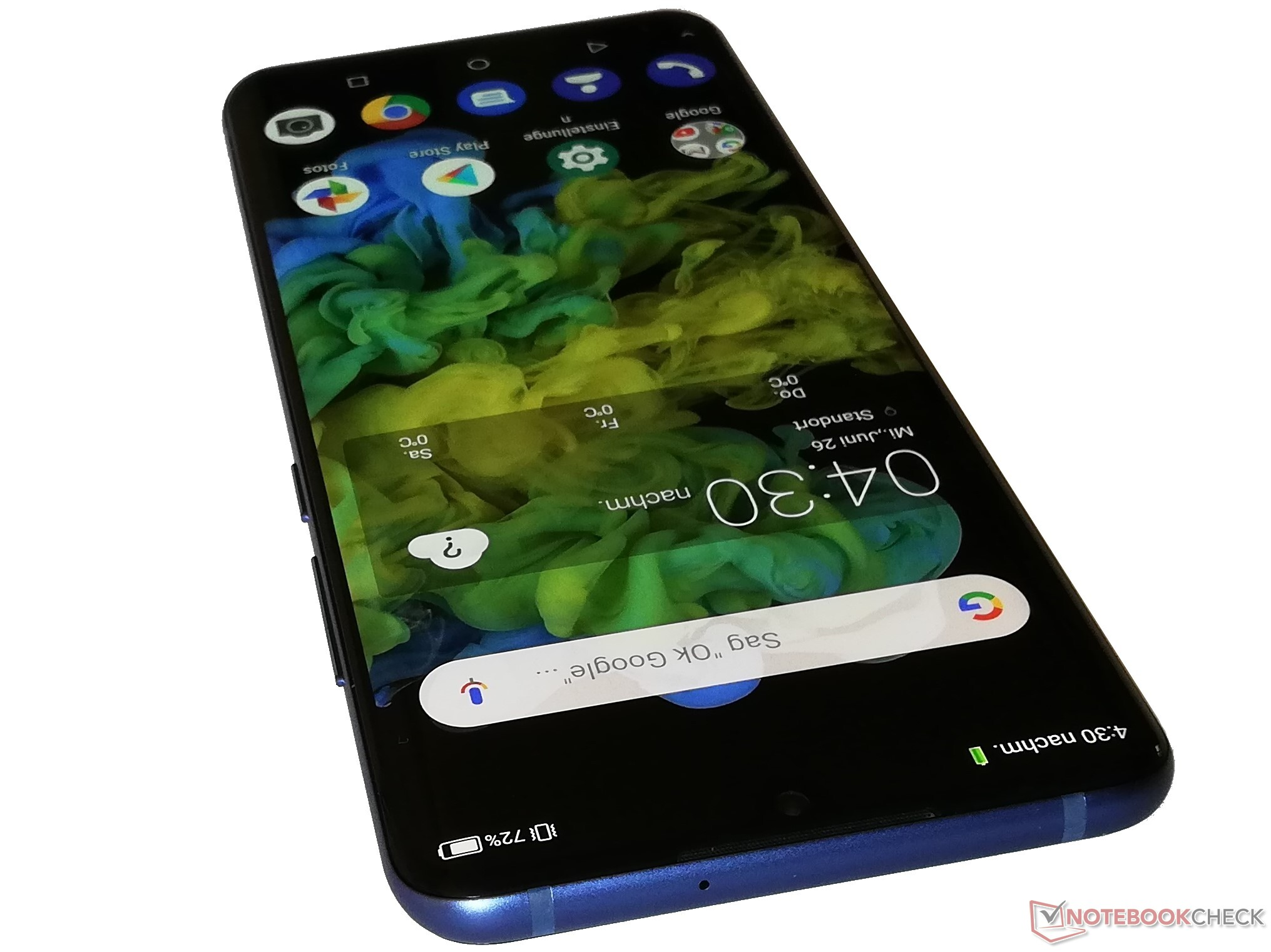 ZTE Axon 10 Pro Smartphone Review: The flagship killer from