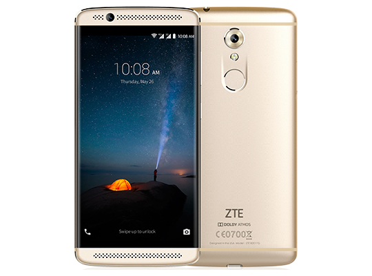 zte axon 7 software update android