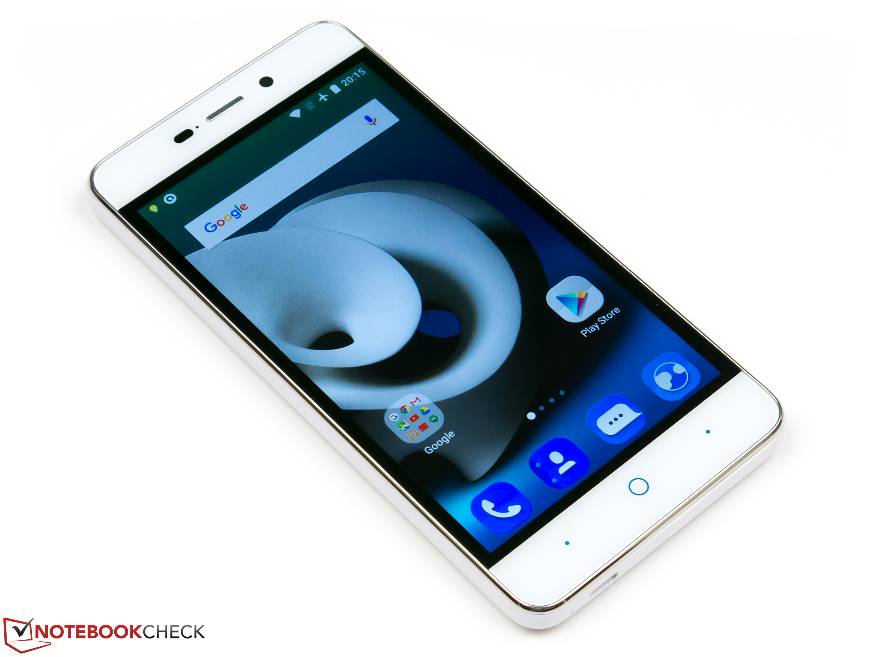 rear zte blade phone reviews review