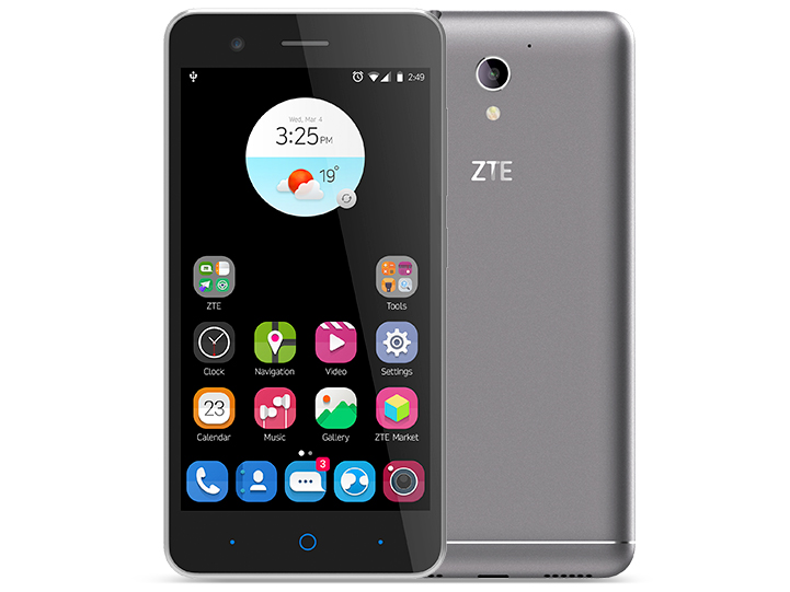 ZTE Blade A510 Smartphone Review - NotebookCheck net Reviews