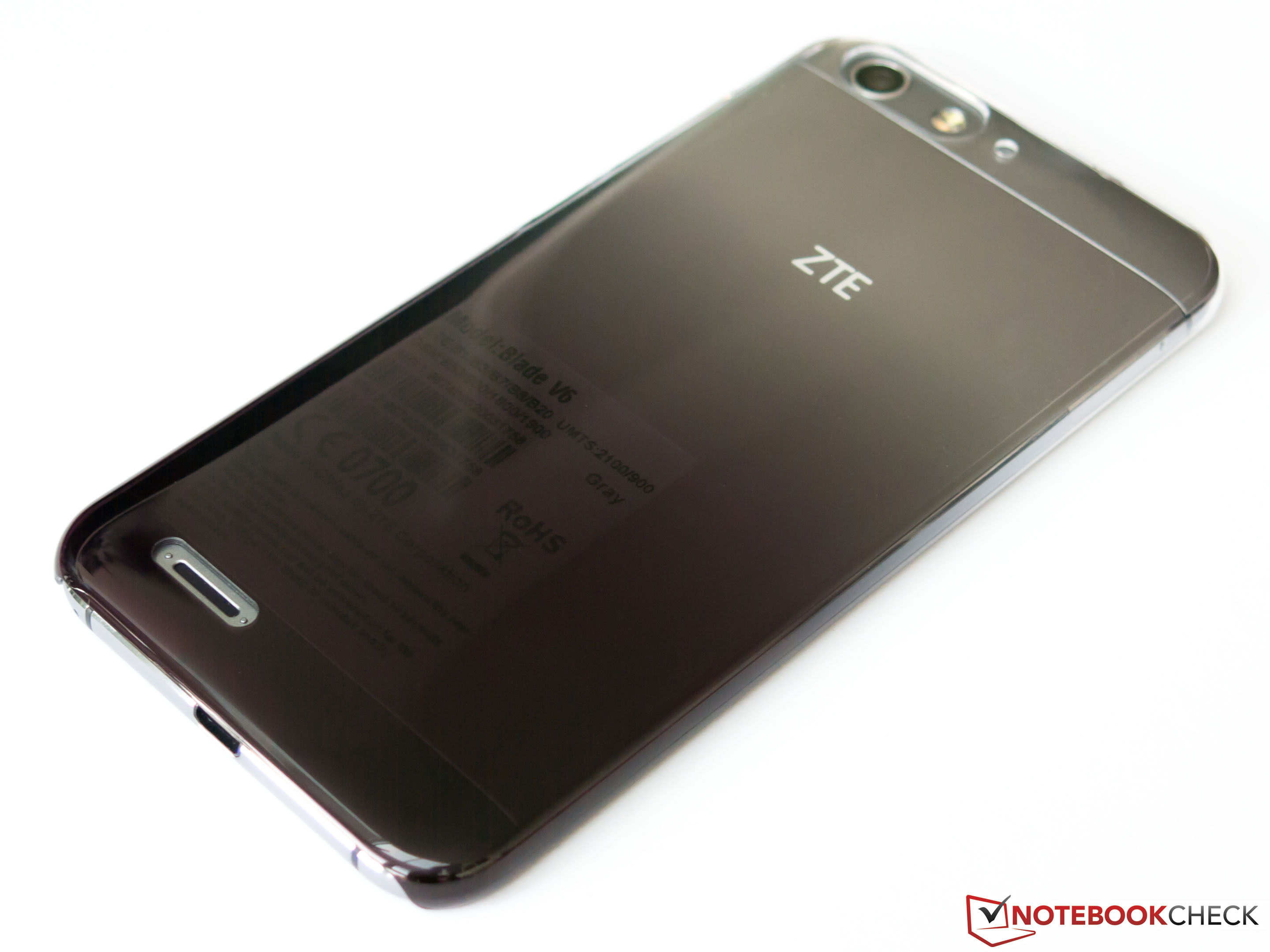 Gonzalezon April zte blade v6 review hope