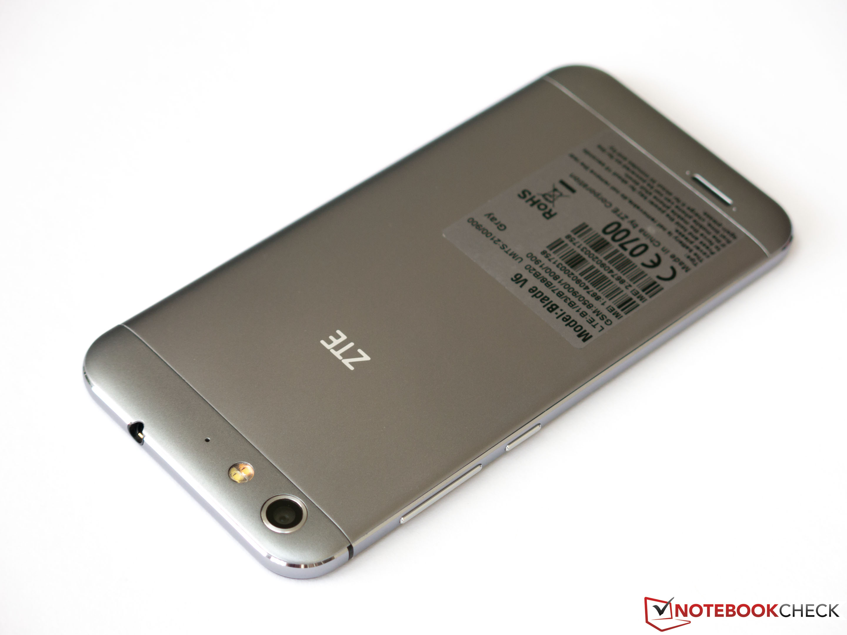 some zte v6 camera would become