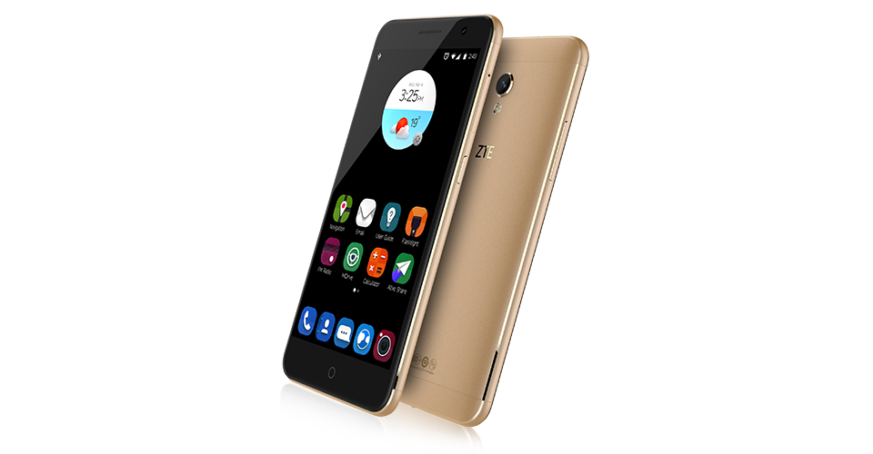 consumers zte blade v7 lite weight limitation