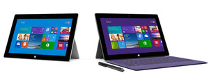 Take a virtual tour of Microsoft's new Surface 2 family, heading to retail stores Oct. 22.