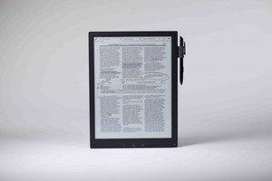 Sony Digital Paper Professional Tablet-Notepad Debuts