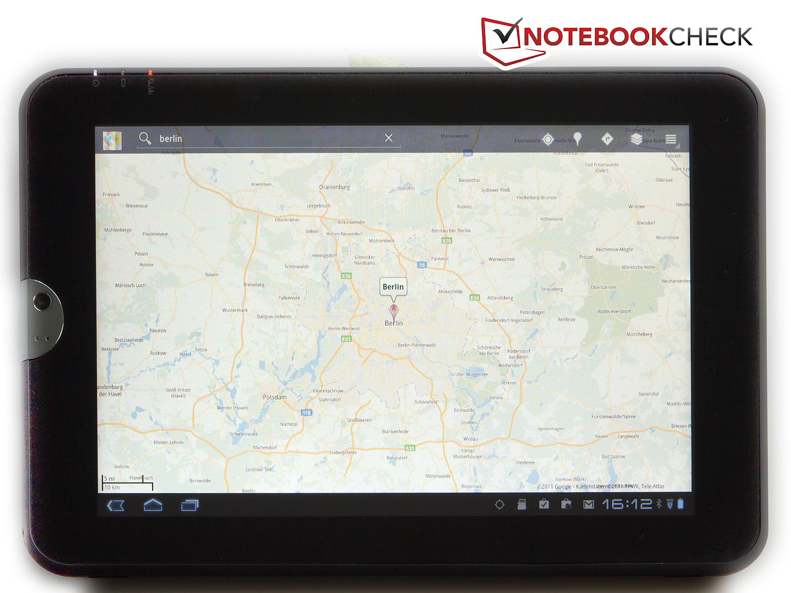 review toshiba at100 100 tablet mid notebookcheck net reviews rh notebookcheck net  toshiba thrive tablet user manual