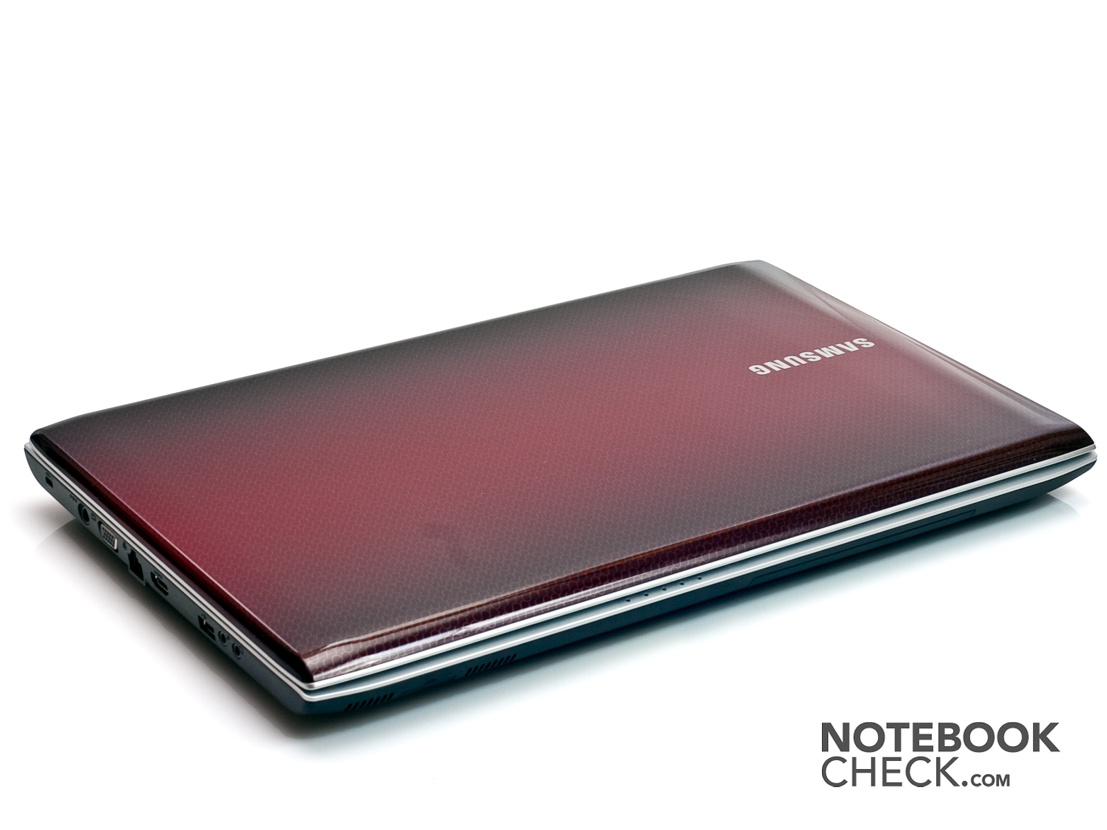 Review Samsung R JT Notebook