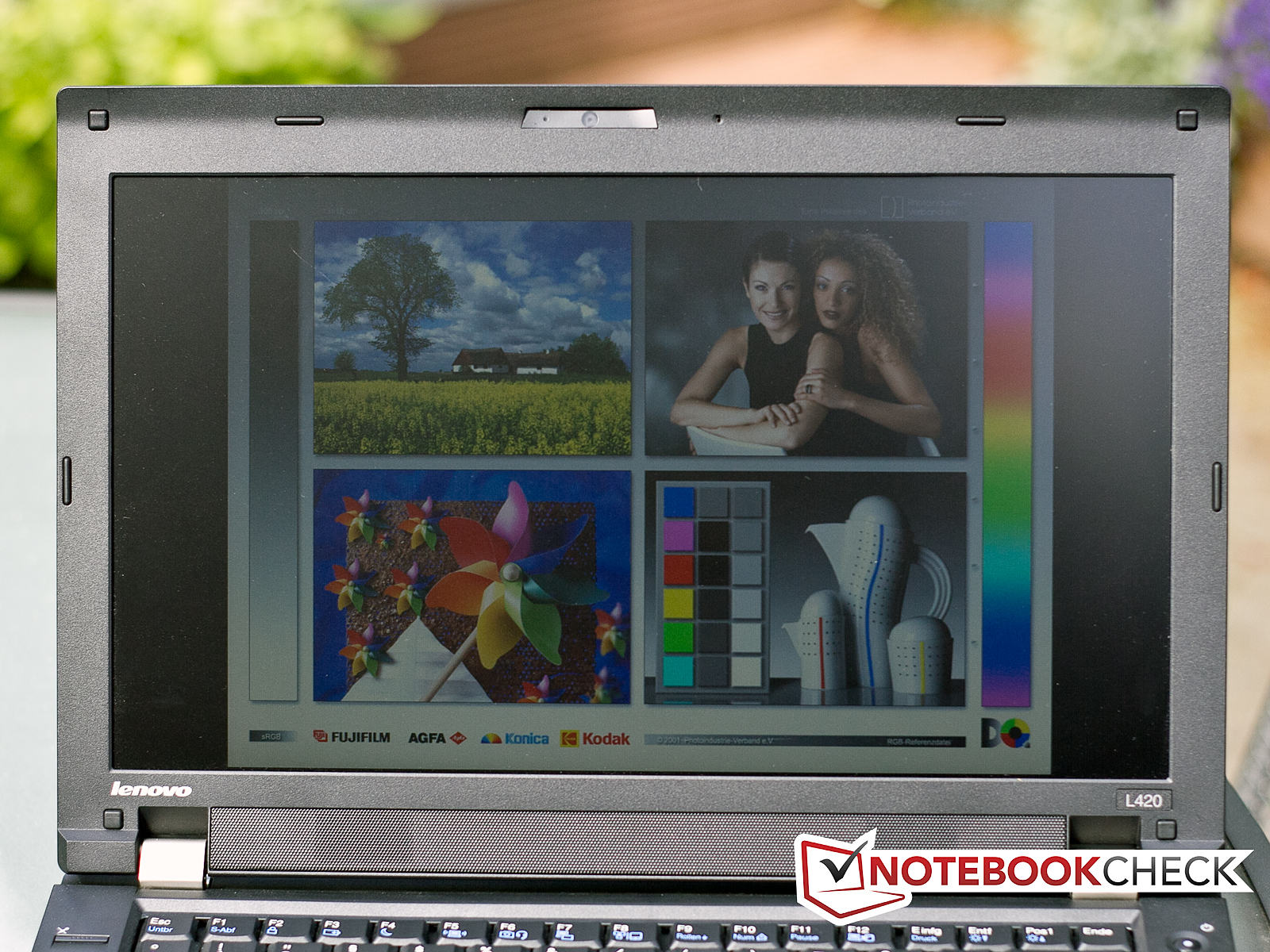 Review Lenovo ThinkPad L420 NYV4UGE Notebook - NotebookCheck