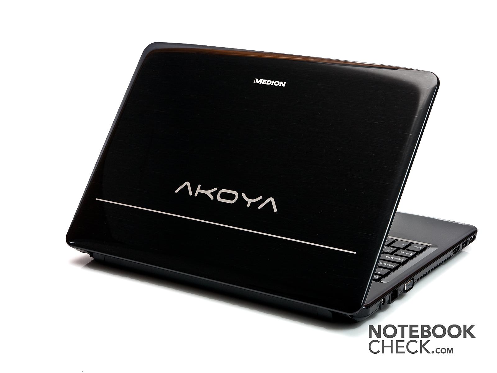 akoya laptop Medion