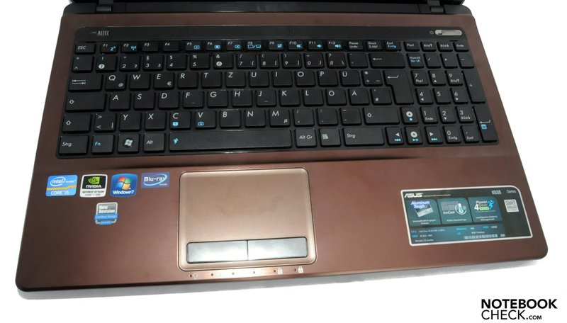 Drivers for Asus K53SV Notebook