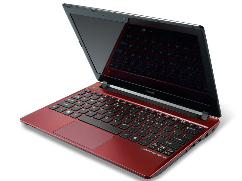 Review Acer Aspire One 756-B847X Netbook - NotebookCheck.net Reviews