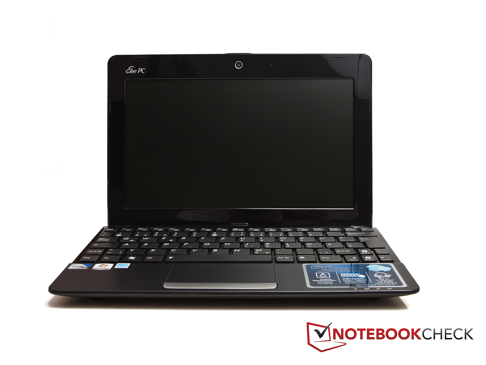 review asus eee pc 1015px netbook reviews. Black Bedroom Furniture Sets. Home Design Ideas