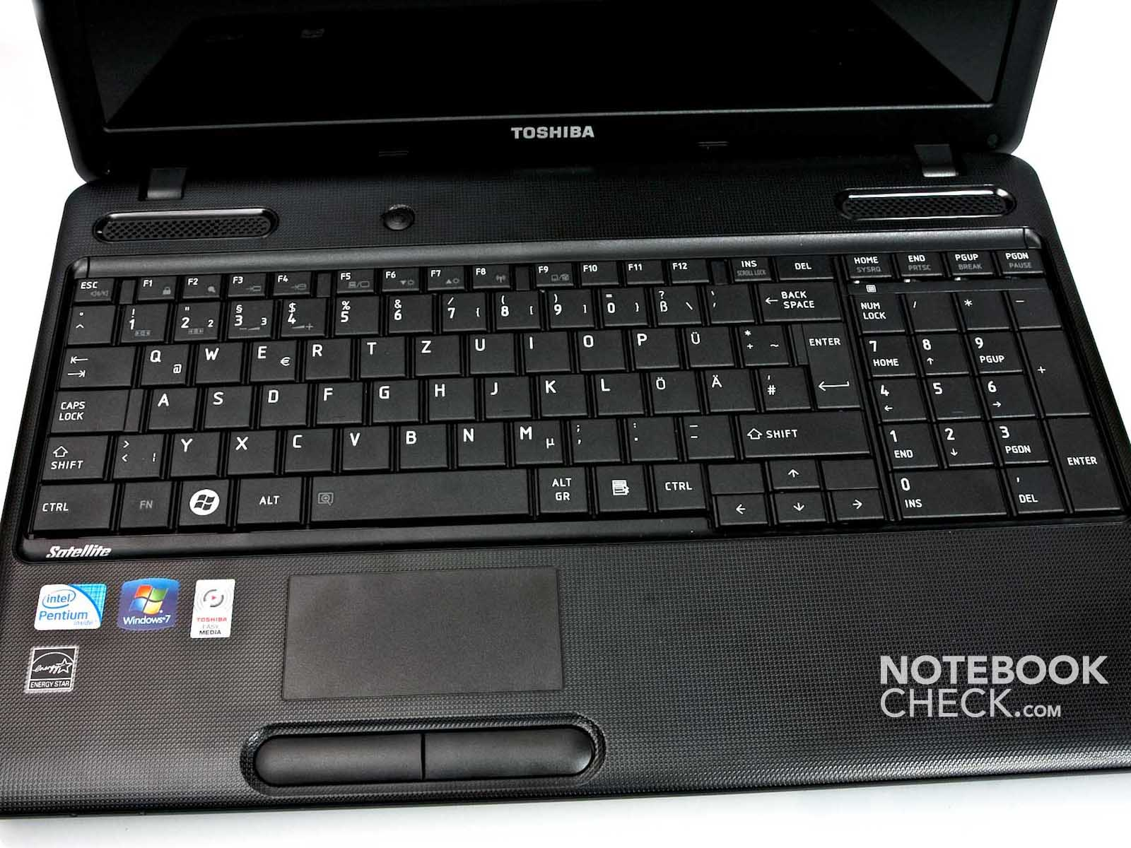 TOSHIBA SATELLITE C660-20K DRIVER PC