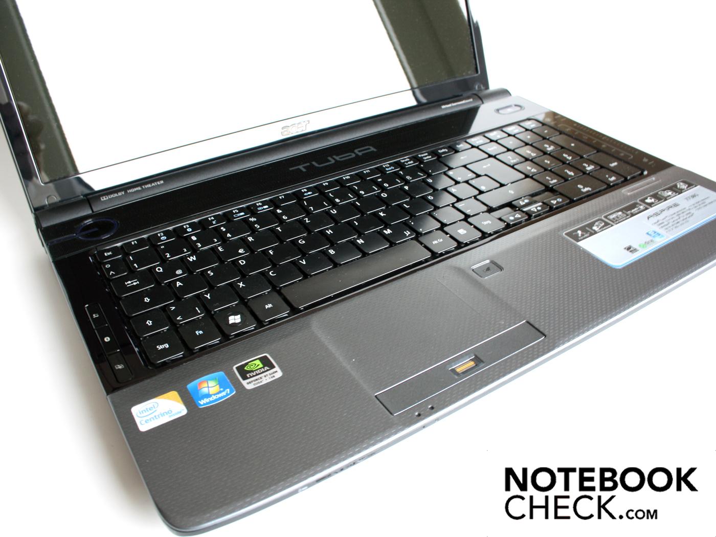 Acer Aspire 7738G Intel WLAN Descargar Controlador