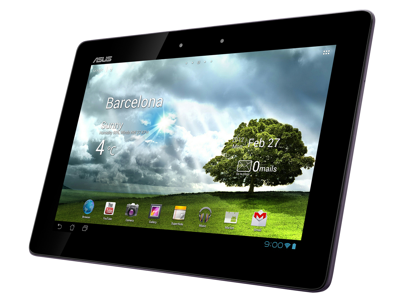 Review Asus Transformer Pad Infinity TF700T Tablet/MID ...
