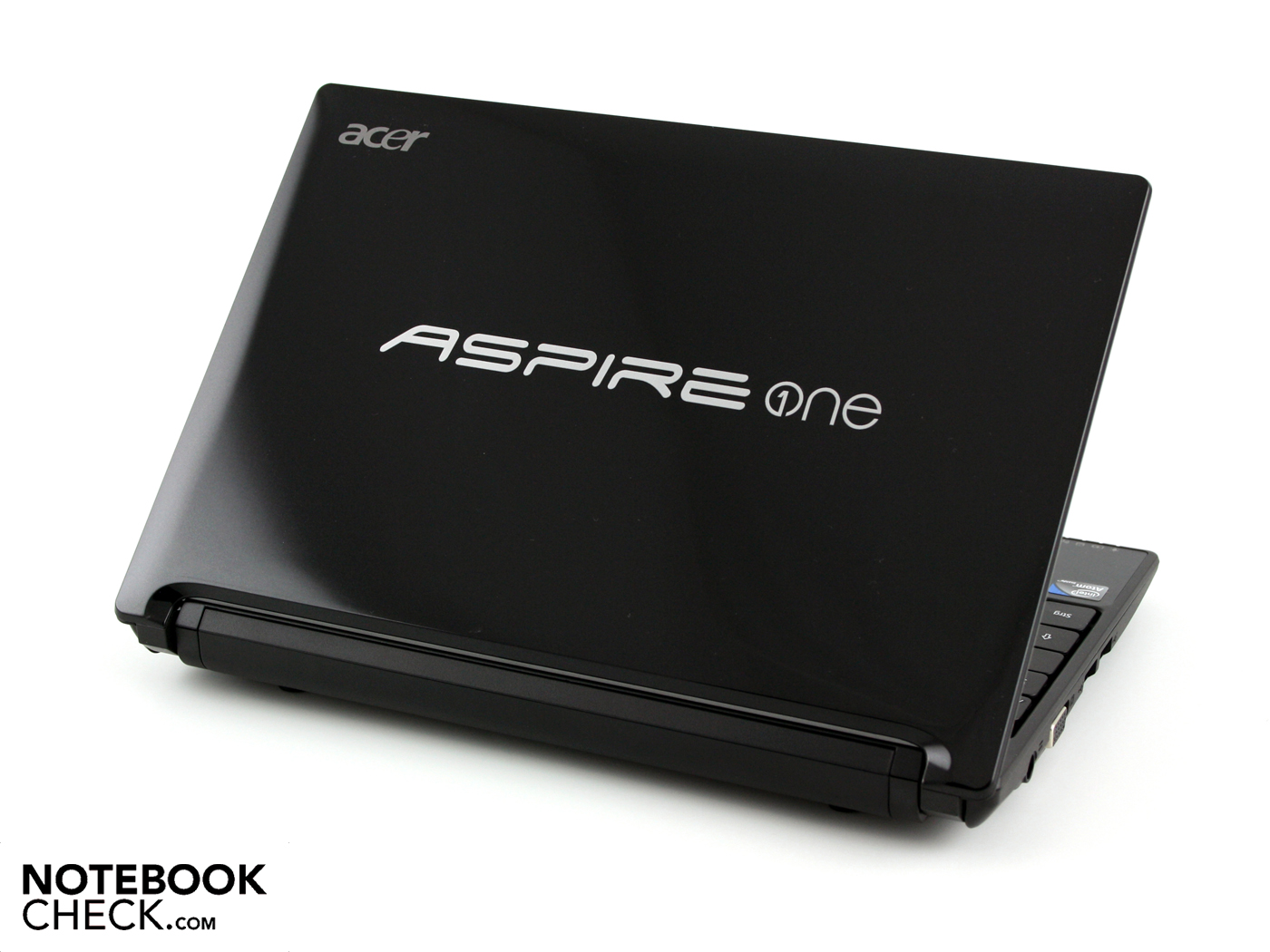 review acer aspire one d255 netbook n550 notebookcheck net reviews rh notebookcheck net