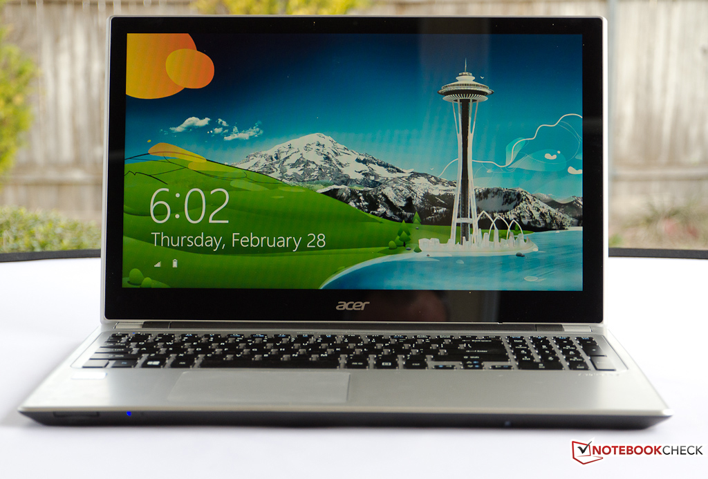 Acer aspire z5700 user manual