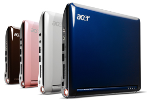 Short Review Acer Aspire One AOA110-Aw / A110L Netbook ...