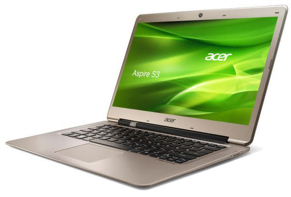 Aspire Ultrabook S3-391 Aspire S3-391-53314g52add