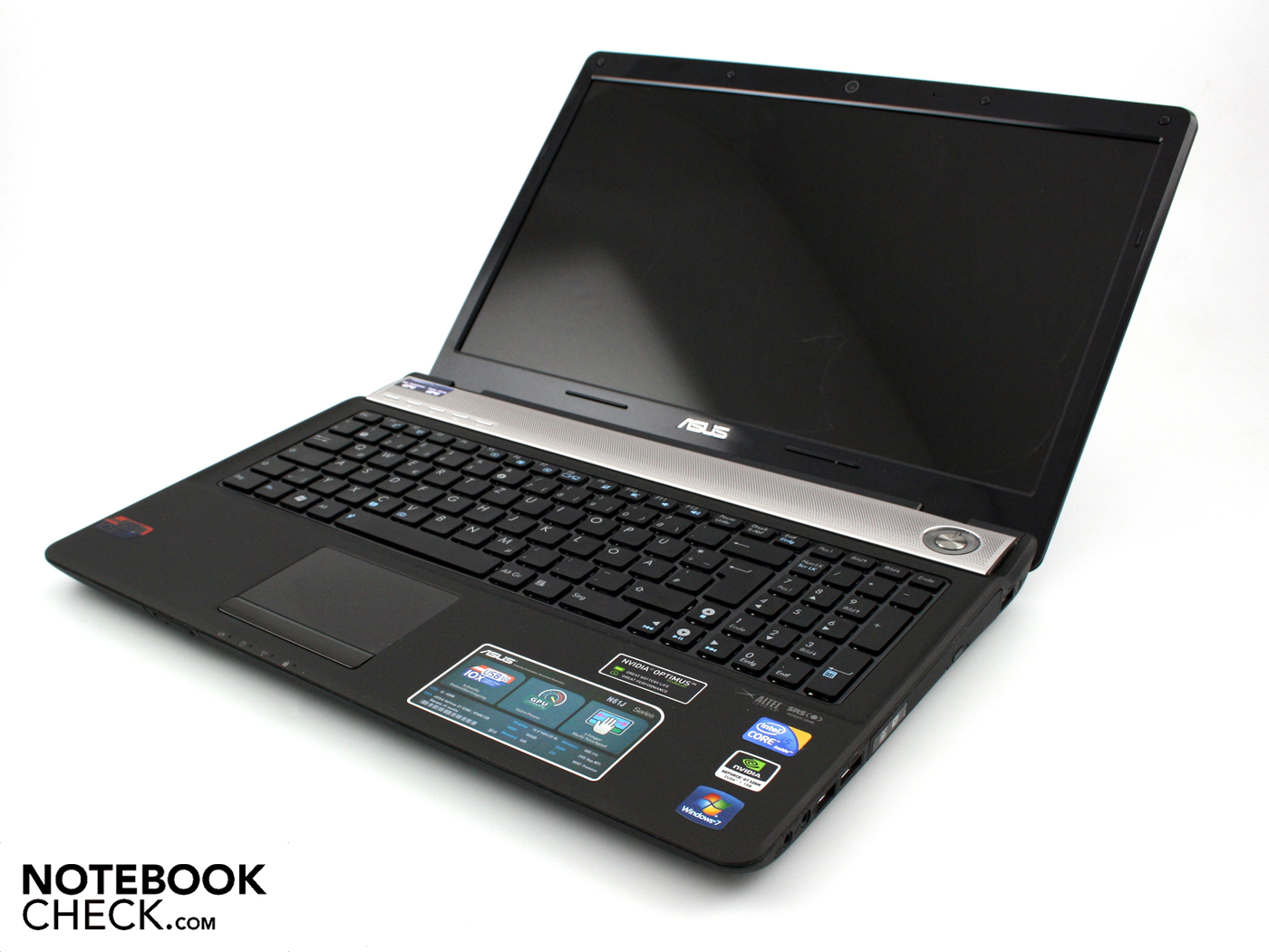 Download Driver: Asus N61Jv Notebook Power4Gear Hybrid