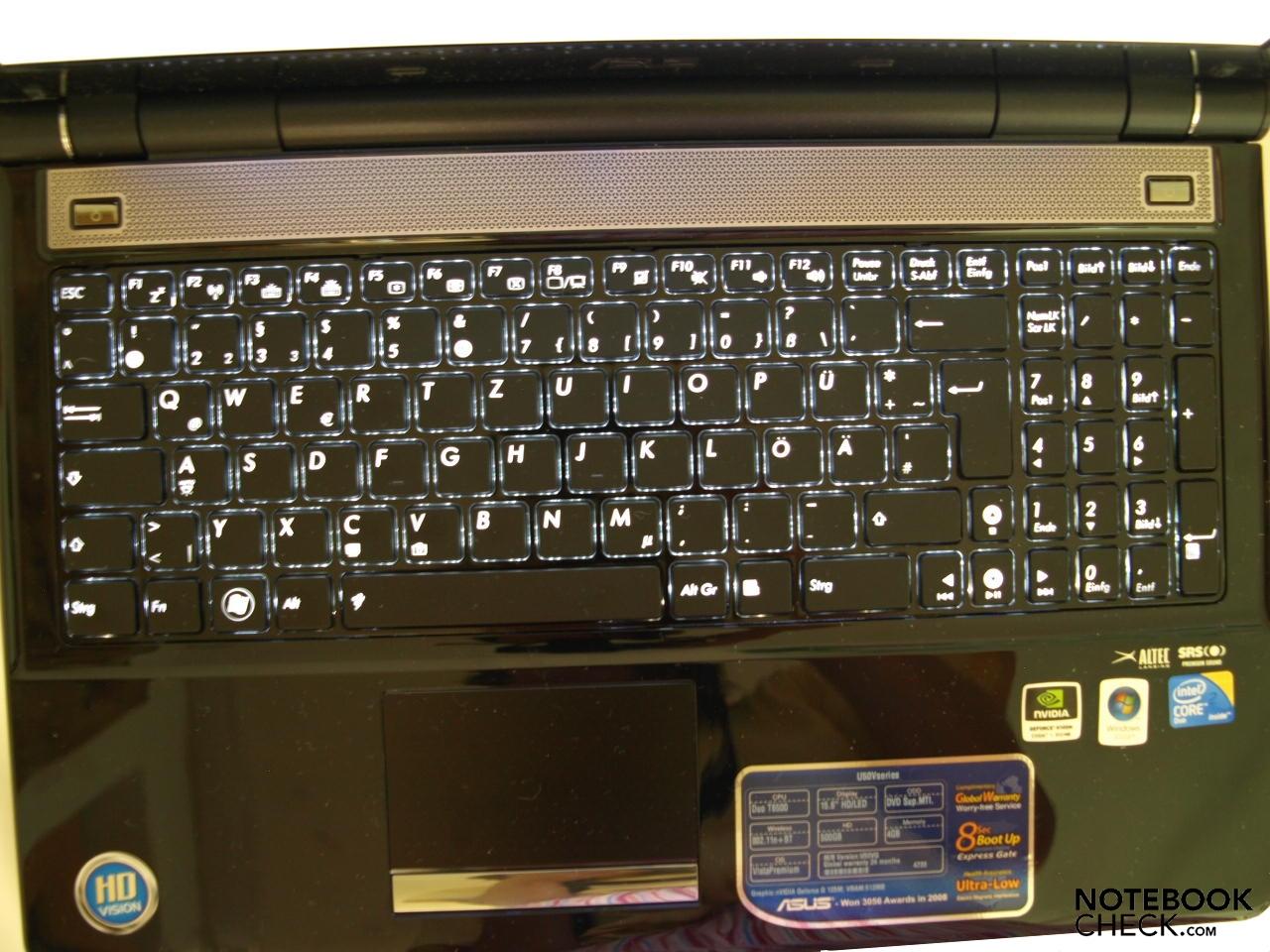 Asus U50Vg Notebook Nvidia VGA Driver Download