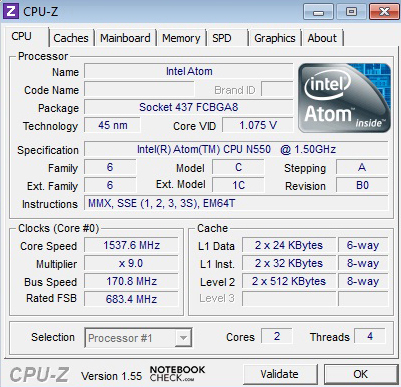 INTEL ATOM CPU N550 DRIVER FOR WINDOWS MAC