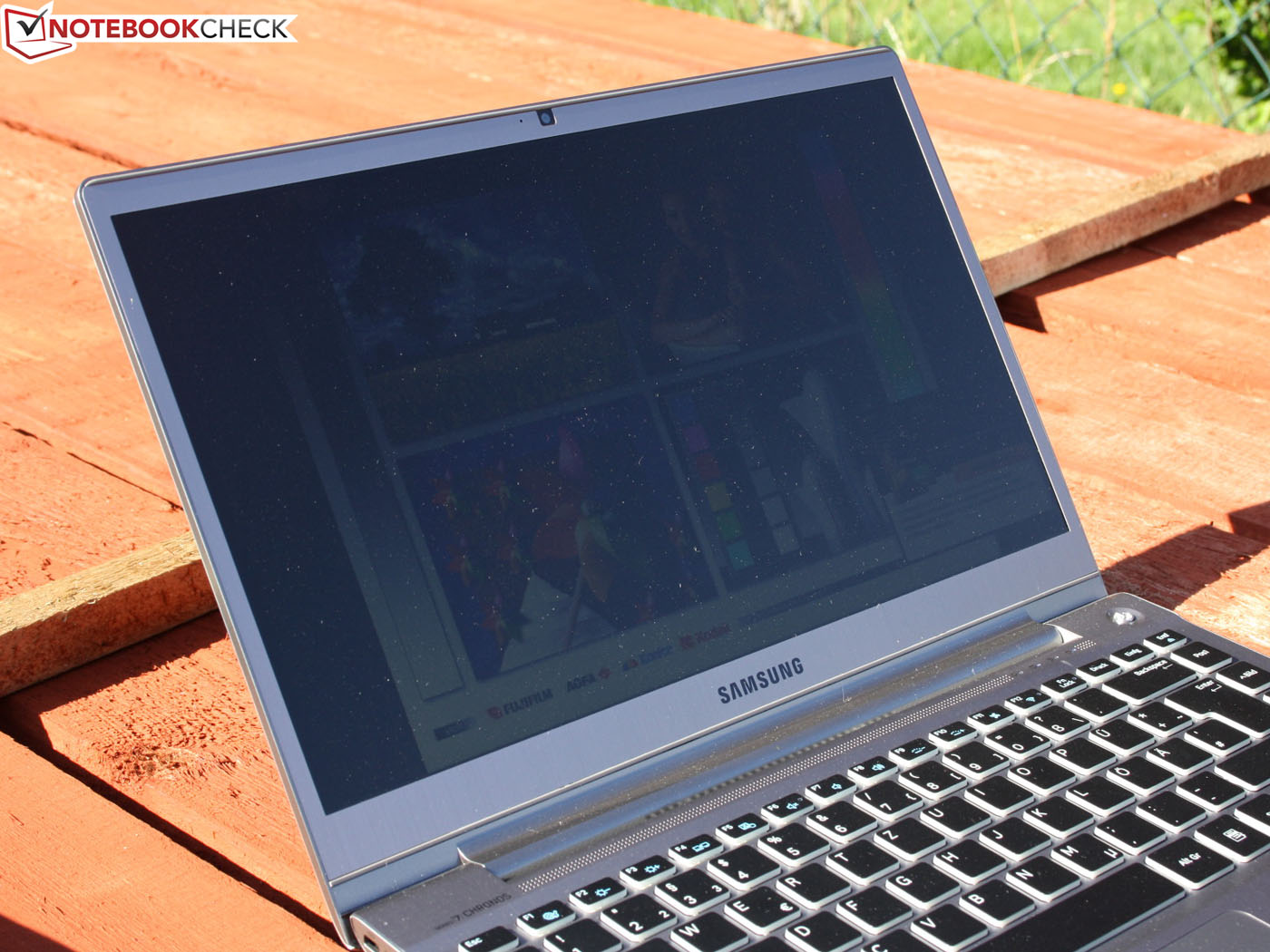 Notebook samsung chronos