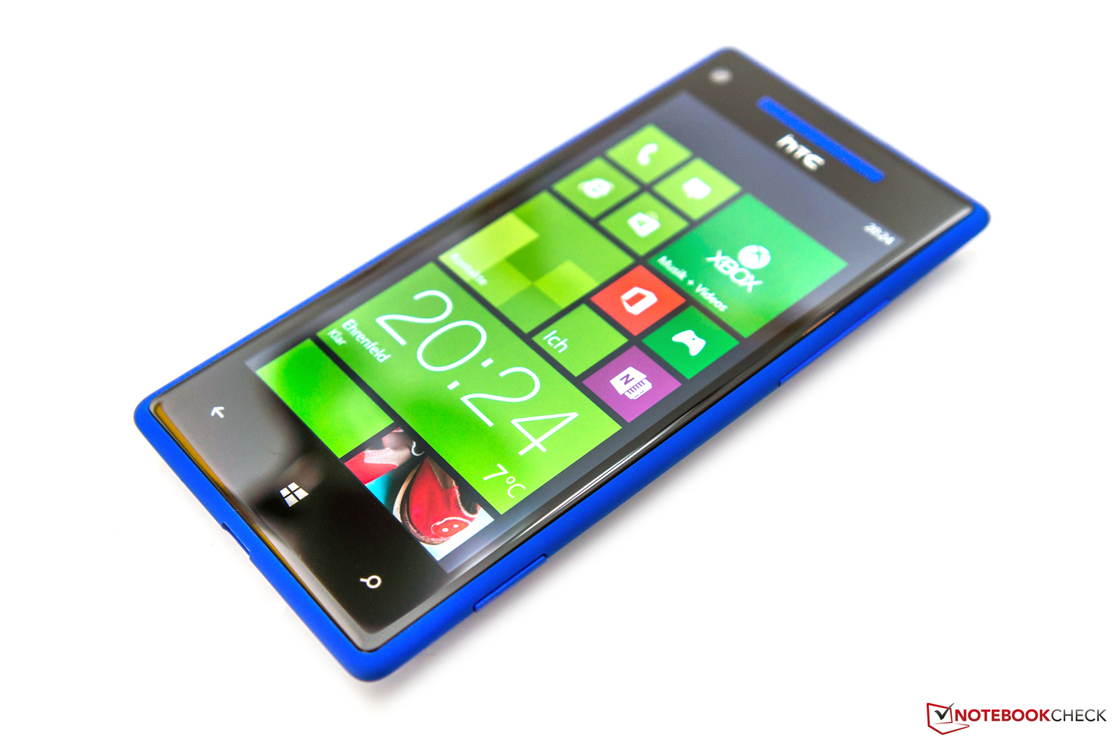Review htc windows phone 8x smartphone for Windows phone
