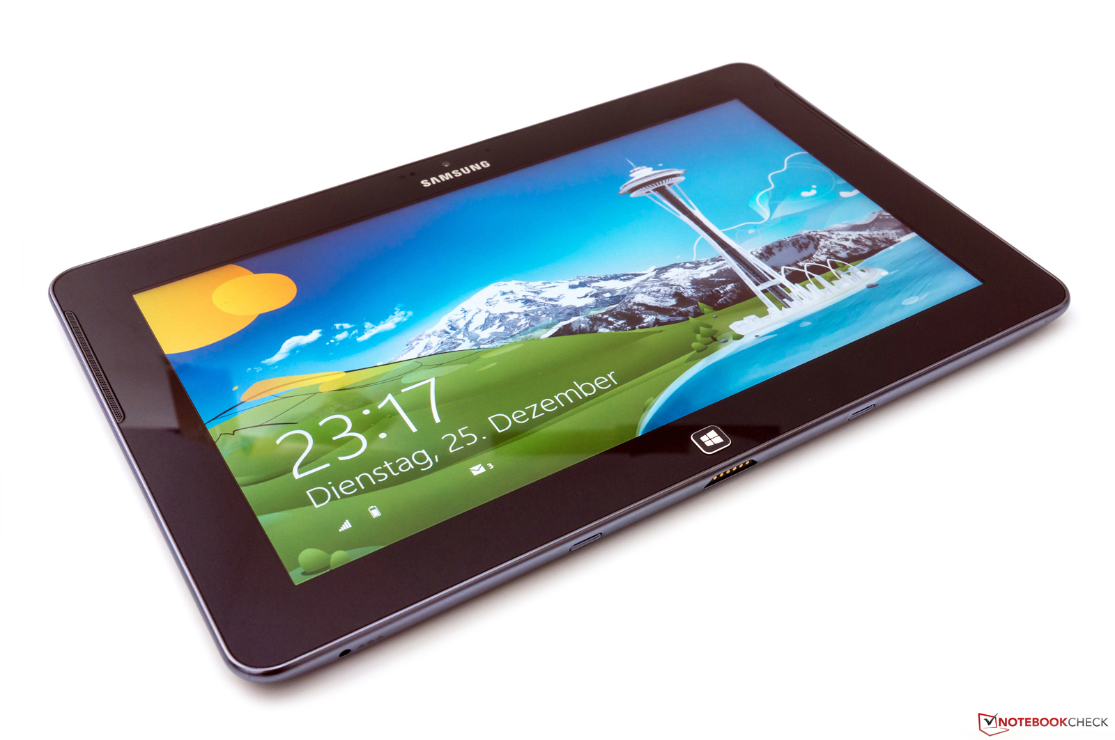 review samsung ativ tab gt p8510 tablet notebookcheck. Black Bedroom Furniture Sets. Home Design Ideas