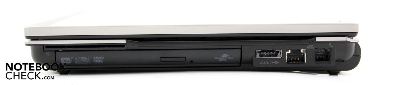 HP EliteBook 8440P - i5 - 4GB RAM - 500 GB HDD win 7pro USED