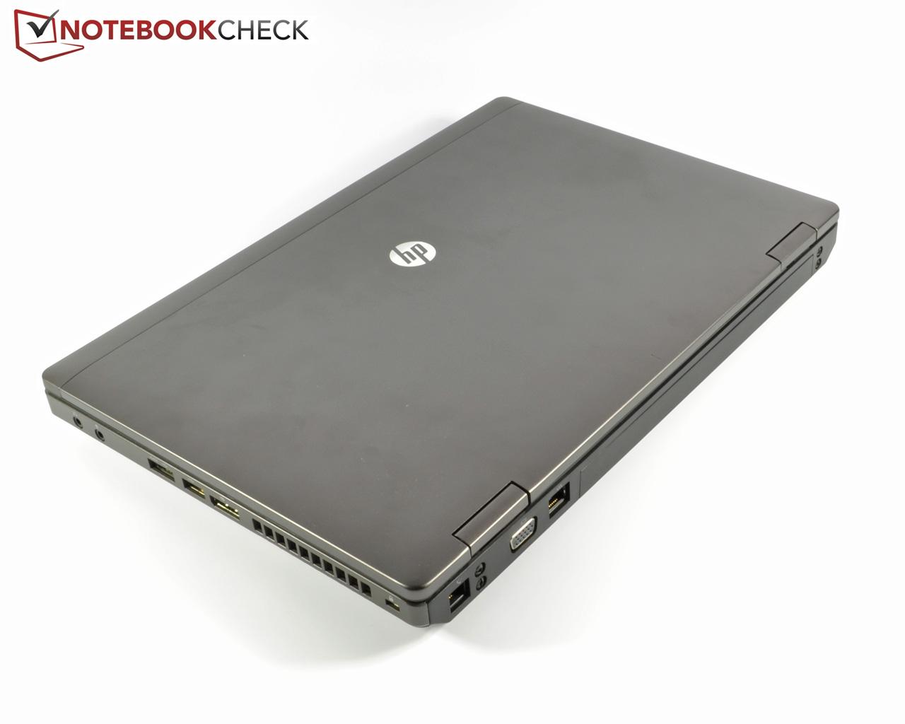c226f25bb79e Review HP ProBook 6470b Notebook - NotebookCheck.net Reviews