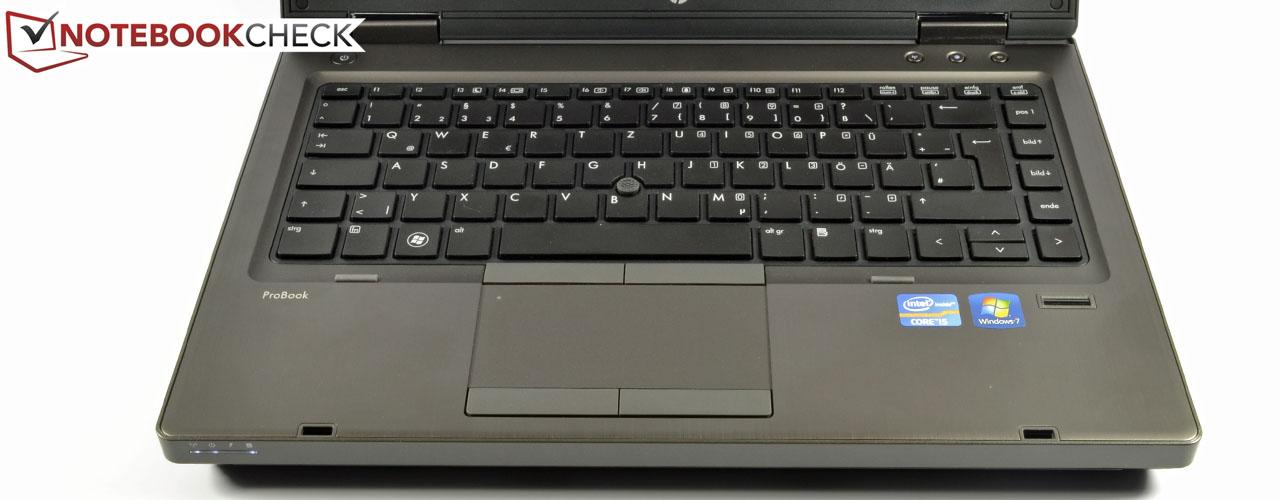 Review HP ProBook 6470b Notebook - NotebookCheck net Reviews