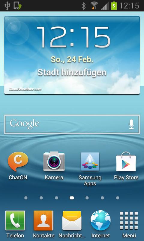 Review Samsung Galaxy S2 Plus I9105p Smartphone