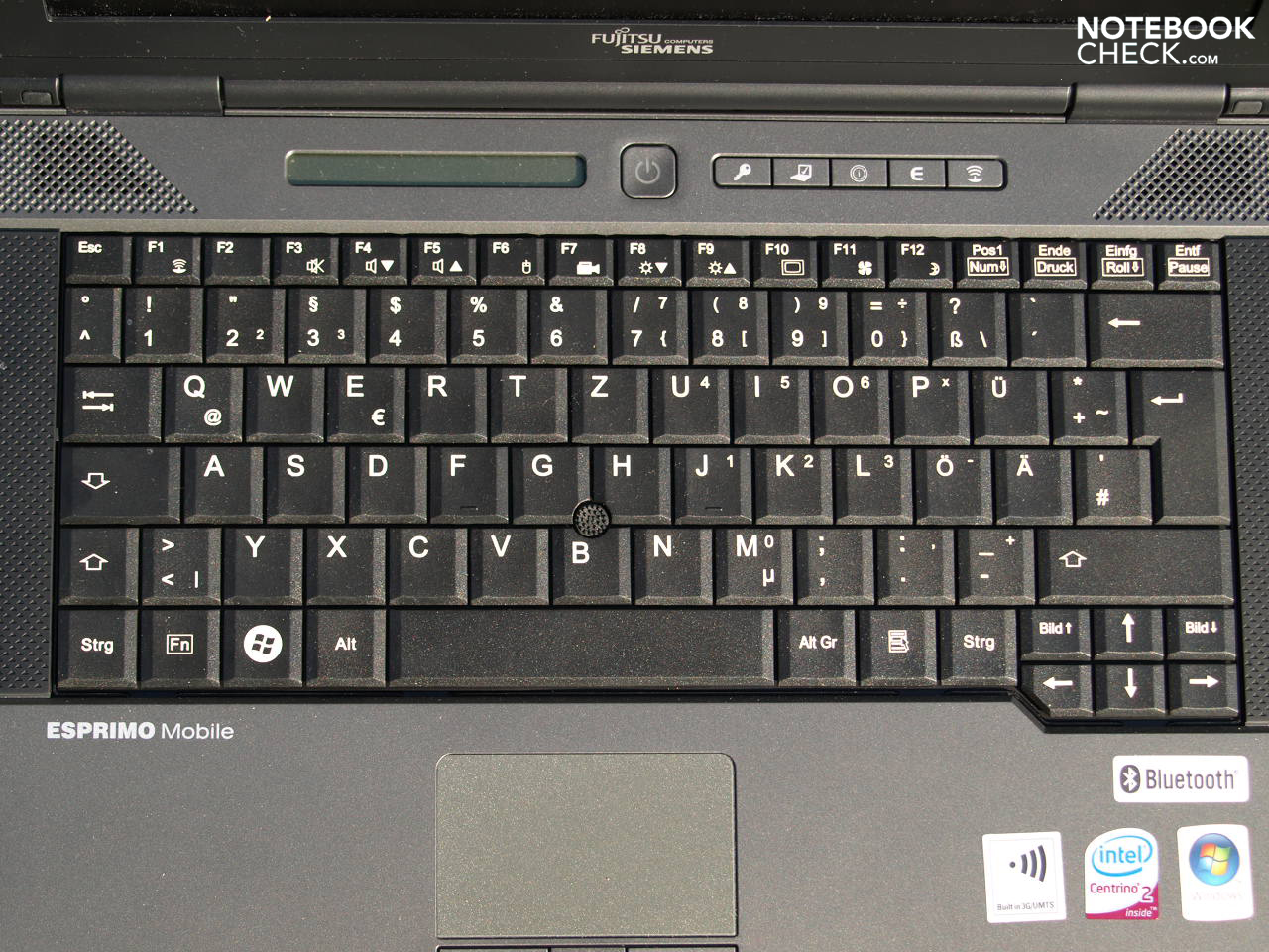 Samsung notebook keyboard problems