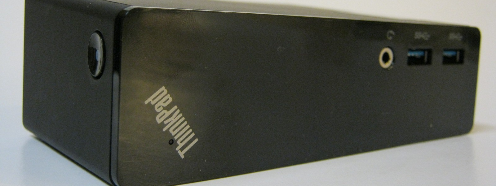 USB Docking Station in Review: Lenovo USB 3 0 Dock 0A33970