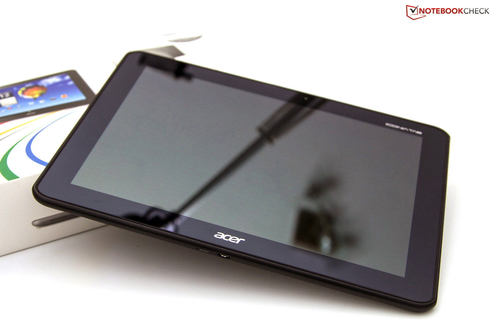 Review Acer Iconia Tab A510 Tablet Mid Notebookcheck Net