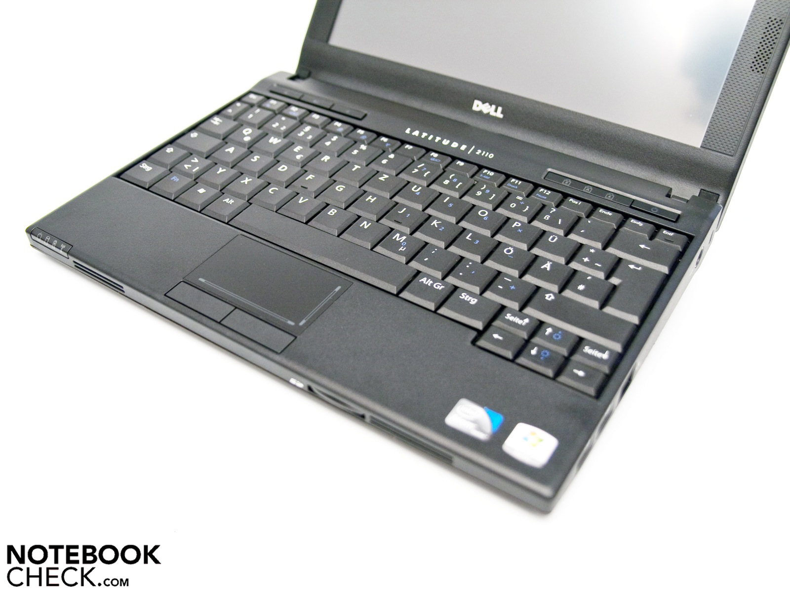 review dell latitude 2110 netbook reviews. Black Bedroom Furniture Sets. Home Design Ideas