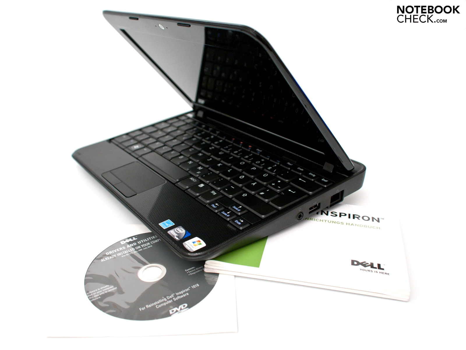 DELL INSPIRON 1018 DRIVERS FOR WINDOWS 8