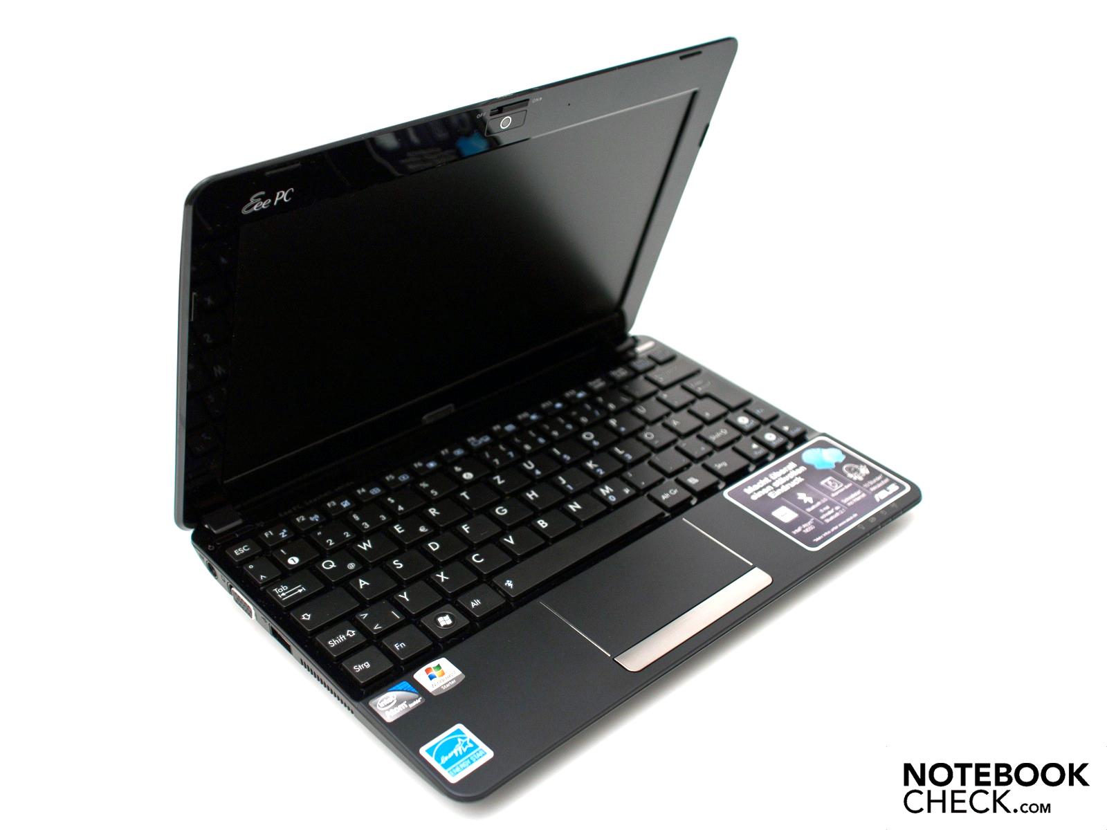 Asus Eee PC 1015PEM Netbook USB Charge Windows Vista 64-BIT