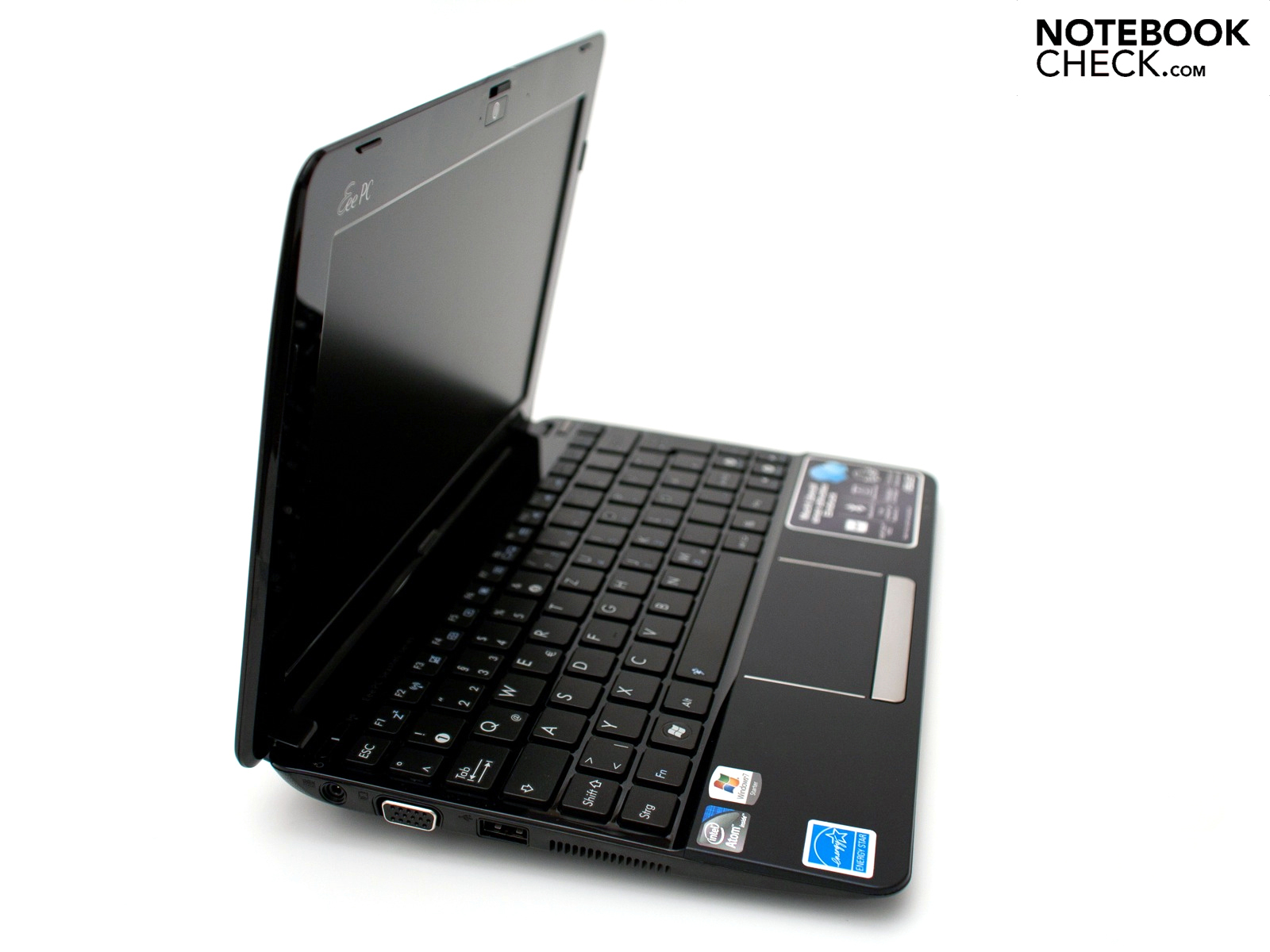 Asus Eee PC 1015PEM Netbook Fingerprint Vista