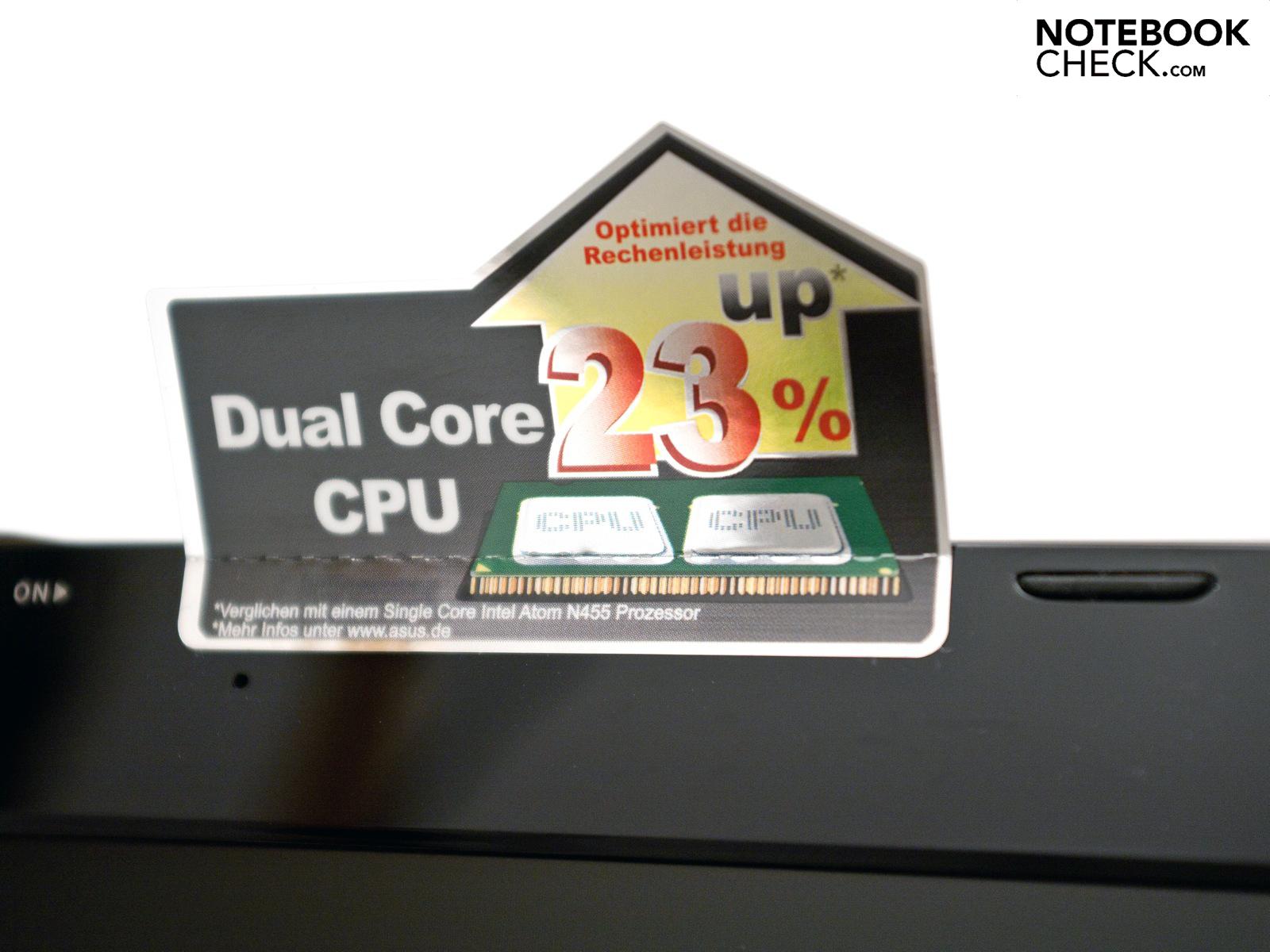 Review Asus Eee PC 1015PN Netbook