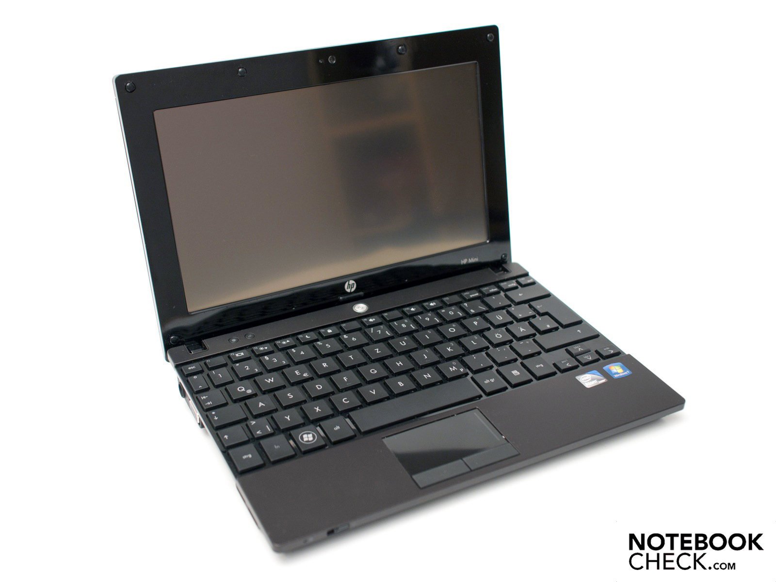 Review Hp Mini 5103 Netbook Notebookcheck Net Reviews