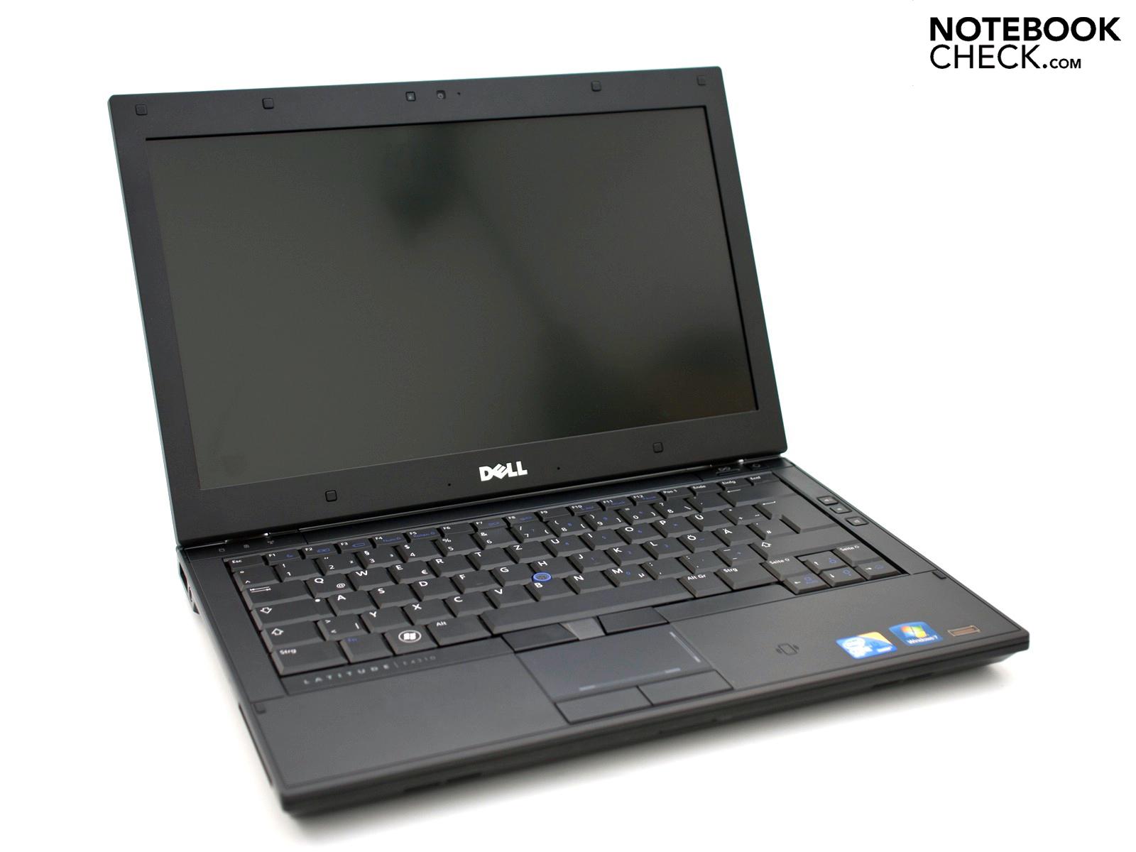 Review Dell Latitude E4310 Subnotebook Notebookcheck Net