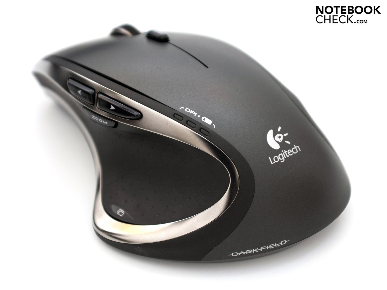 Review Logitech Performance Mouse MX - NotebookCheck.net Reviews