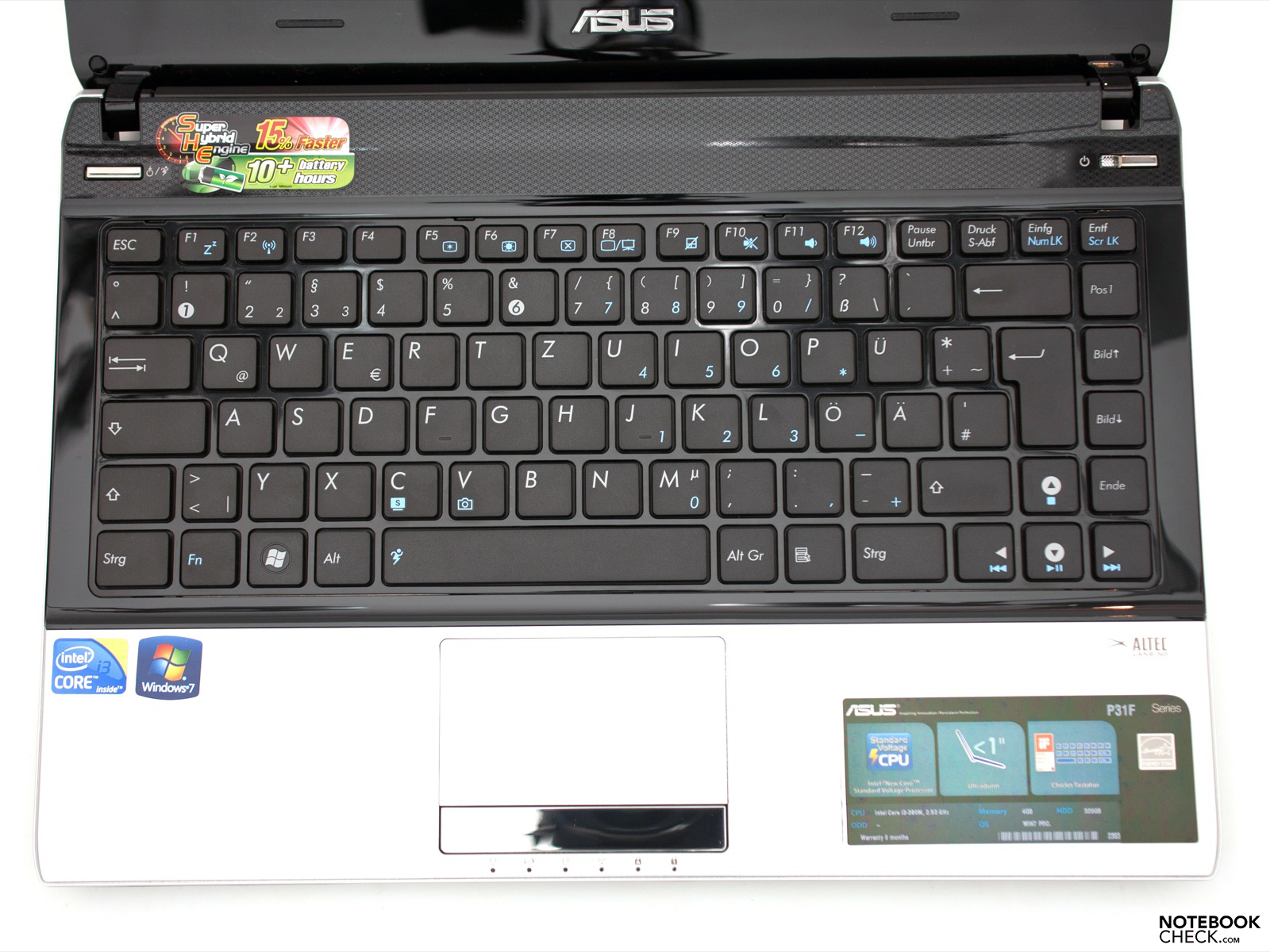 Asus P31F Notebook INF Windows 8 X64 Driver Download